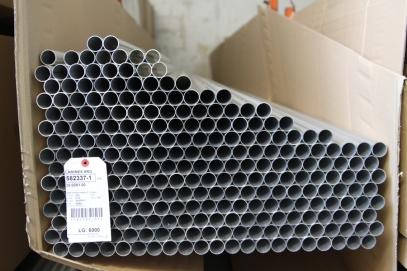 Ежегодное потребление дюралевых труб исчисляется в тоннах.